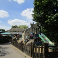 Dog walk and dog-friendly pub, Stoke Bruerne, Northamptonshire - Dog walk and dog-friendly pub Northamptonshire