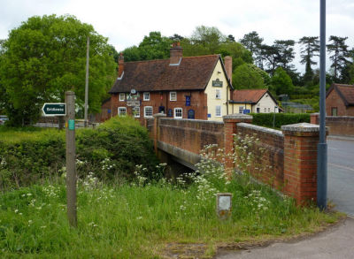 Dog-friendly village pub and dog walk off the A14, Suffolk - Driving with Dogs