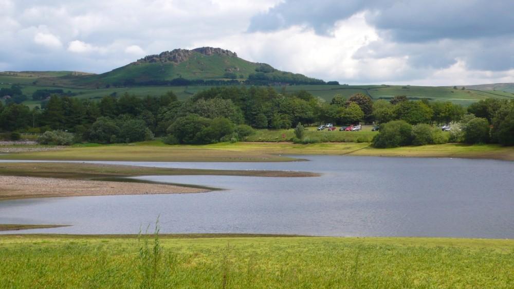 Tittesworth reservoir dog walk, Staffordshire - P1150920.JPG