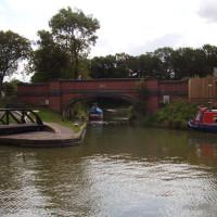 A6 - Waterside dog walk and dog-friendly pub, Leicestershire - Dog walks in Leicestershire