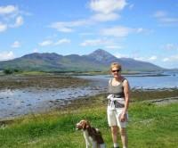 Old Railway dog walk in Westport, RoI - Dog walks in Ireland