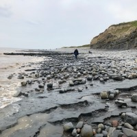Kilve Beach - dog-friendly, Somerset - 9866F219-5B7D-4633-9C83-C7A0455C45B3.jpeg