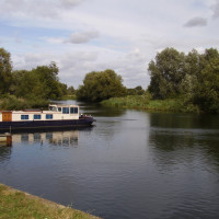 A1 dog walk and dog-friendly pub, Cambridgeshire - Dog walks in Cambridgeshire