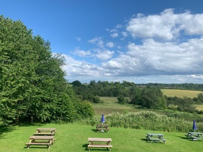 A38 dog-friendly country inn, dog walk and an uprising, Derbyshire - Driving with Dogs