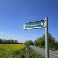 M50 Junction 1 dog-friendly pub and dog walk, Worcestershire - Worcestershire dog walks and dog-friendly pubs.JPG