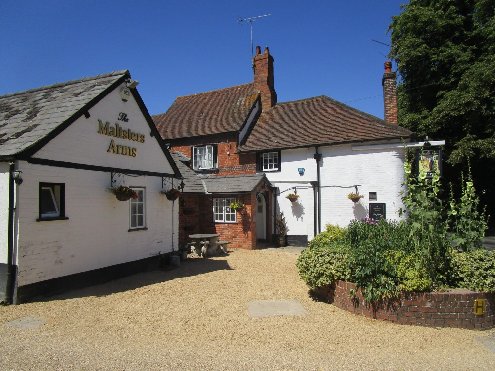 Near Henley on Thames dog walk and dog-friendly pub, Oxfordshire - Oxfordshire dog walk with dog-friendly pub
