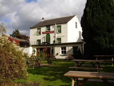 Lakeside dog-friendly pub, Cumbria - Driving with Dogs