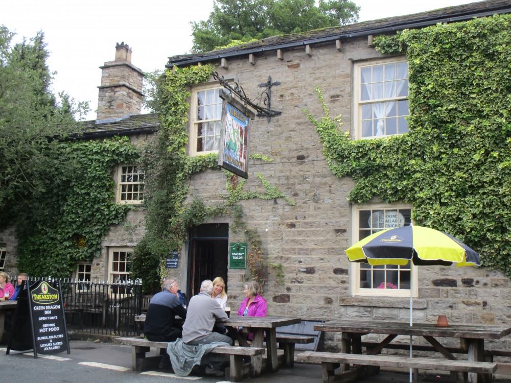 Feel the Force dog walk and dog-friendly pub, North Yorkshire - Yorkshire dog-friendly pub and dog walk