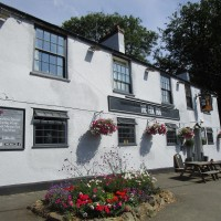 A47 dog walk and dog-friendly pub, Leicestershire - Leicestershire dog walk with dog-friendly pub