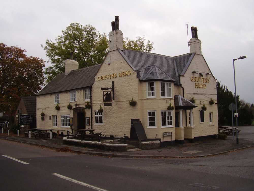 Papplewick dog-friendly pub and dog walk, Nottinghamshire - Dog walks in Nottinghamshire