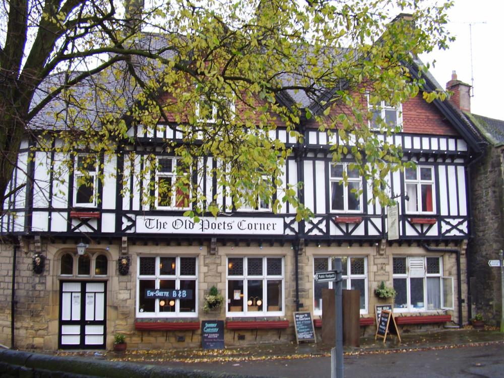Ashover dog-friendly pub and dog walks, Derbyshire - Dog walks in Derbyshire