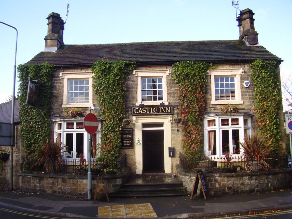 Bakewell dog-friendly pub and dog walk, Derbyshire - Dog walks in Derbyshire