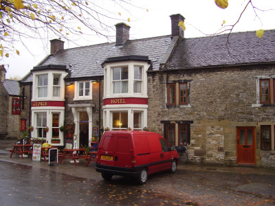 Youlgreave dog-friendly pub and dog walk, Derbyshire - Driving with Dogs
