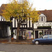 Henley-in-Arden dog-friendly pub, Warwickshire - Dog walks in Warwickshire
