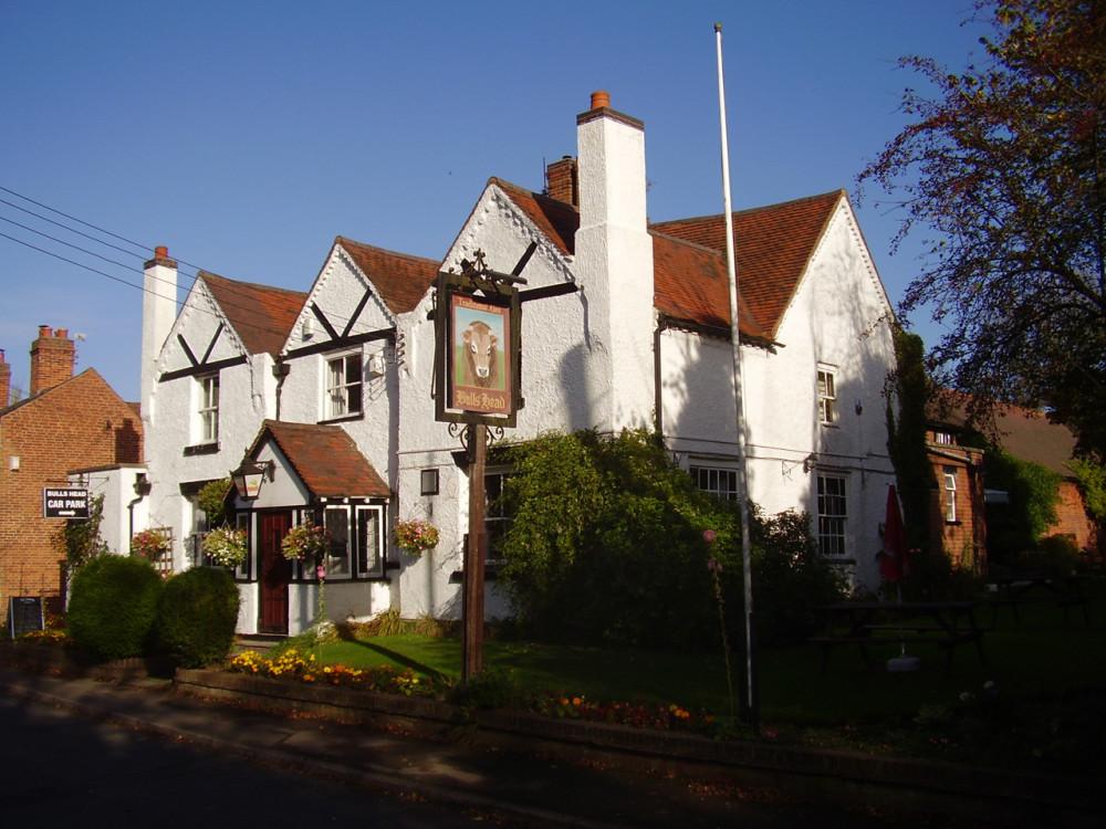 A453 dog-friendly pub and dog walk near Solihull, West Midlands - Dog walks in the West Midlands