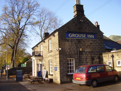 Darley Dale dog-friendly pub and dog walk, Derbyshire - Driving with Dogs