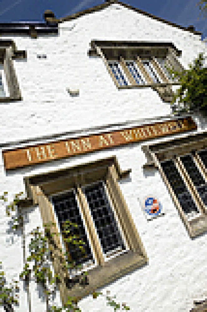 Inn at Whitewell, Lancashire - Dog walks in Lancashire