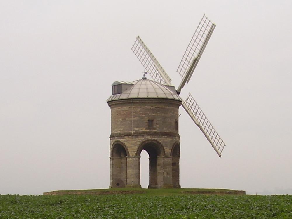 Chesterton Windmill dog walk, Warwickshire - Dog walks in Warwickshire