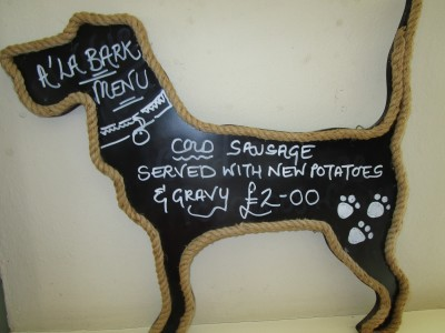 Dog-friendly pub with B&B and dog walks, Devon - Driving with Dogs