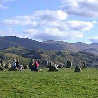 A66 Dog-friendly Stone Circle near Keswick, Cumbria - Cumbria dog walk