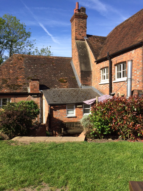 A329 dog walk and dog friendly pub near Pangbourne, Berkshire - Berkshire dog walk and dog friendly pub