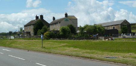 Dog-friendly pub in the Peak District, Derbyshire - A621 dog-friendly pub.jpg