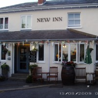 Eype dog-friendly pub and beach, Dorset - Dorset fog-friendly beach and pub
