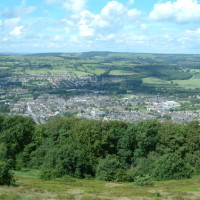 Otley dog walk and dog-friendly pub, Yorkshire - Dog walks in Yorkshire