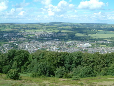 Otley dog walk and dog-friendly pub, Yorkshire - Driving with Dogs