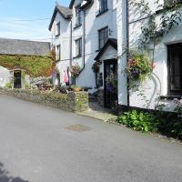 A39 dog-friendly pub with B&B and dog walk on Exmoor, Devon - Devon dog-friendly pub and dog walk