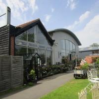 A49 Farm village and dog-friendly pub, Shropshire - Shropshire dog-friendly pubs and dog walks.JPG