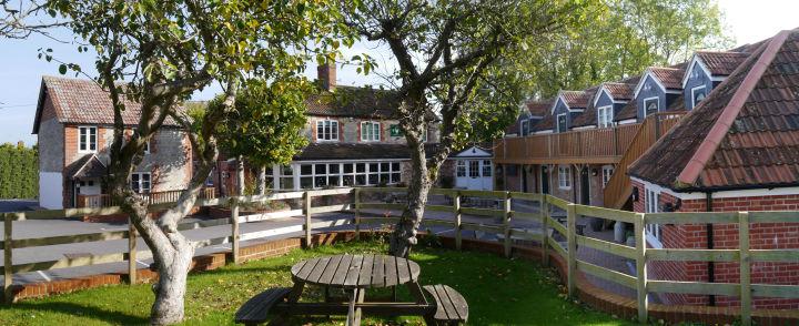 A36 dog-friendly pub and dog walk near Warminster, Wiltshire - Wiltshire dog-friendly pub and dog walk