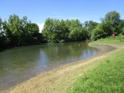 A34 nr Oxford dog walk and dog-friendly pub, Oxfordshire - Driving with Dogs