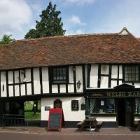 Dog-friendly pub with dog walk, Essex - The_Welsh_Harp,_Waltham_Abbey1.jpg