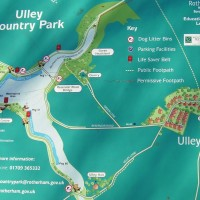 Ulley Country Park dog walk, South Yorkshire - Dog walks in Yorkshire