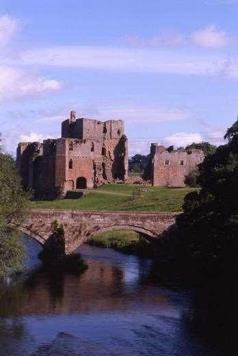 Picturesque castle dog stroll, Cumbria - Dog walks in Cumbria