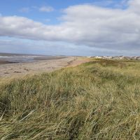 Dog-friendy beach, Cumbria - Cumbria dog-friendly beach
