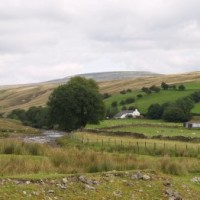 Cautley waterfall dog walk, Cumbria - Dog walks in Cumbria