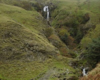 Cautley waterfall dog walk, Cumbria - Dog walks in Cumbria