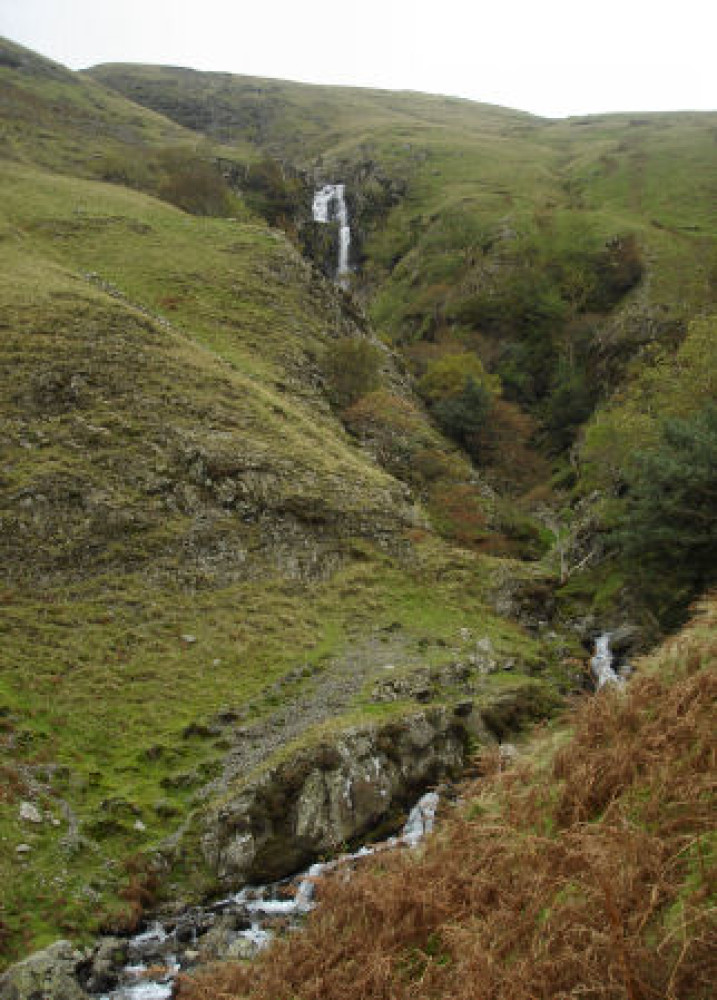 Waterfall dog walk, Cumbria - Dog walks in Cumbria
