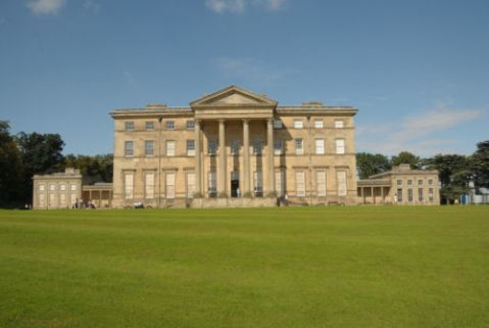 Attingham Park, Shropshire - Dog walks in Shropshire