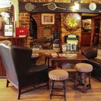 Dog-friendly dining pub near the M11, Cambridgeshire - Cambridgeshire dog-friendly pub and dog walk
