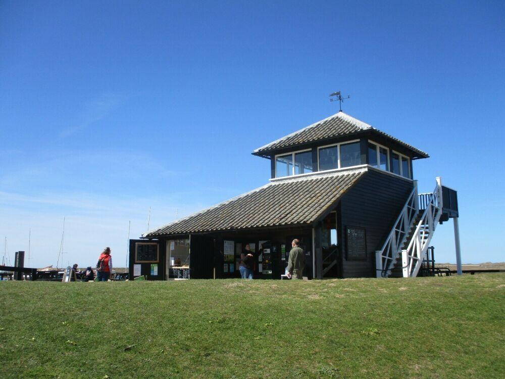 A149 Cafe, dog walk and seal trips, Norfolk - Norfolk coast path dog walk with cafe