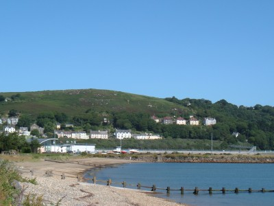 Goodwick dog-friendly beach and walk, Wales - Driving with Dogs