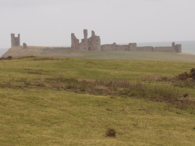 Dunstanburgh Castle dog walk, Northumberland - Driving with Dogs