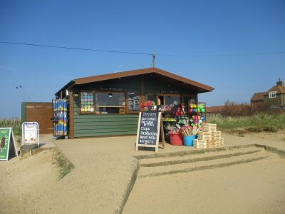 Brancaster Bay dog-friendly beach, Norfolk - Driving with Dogs