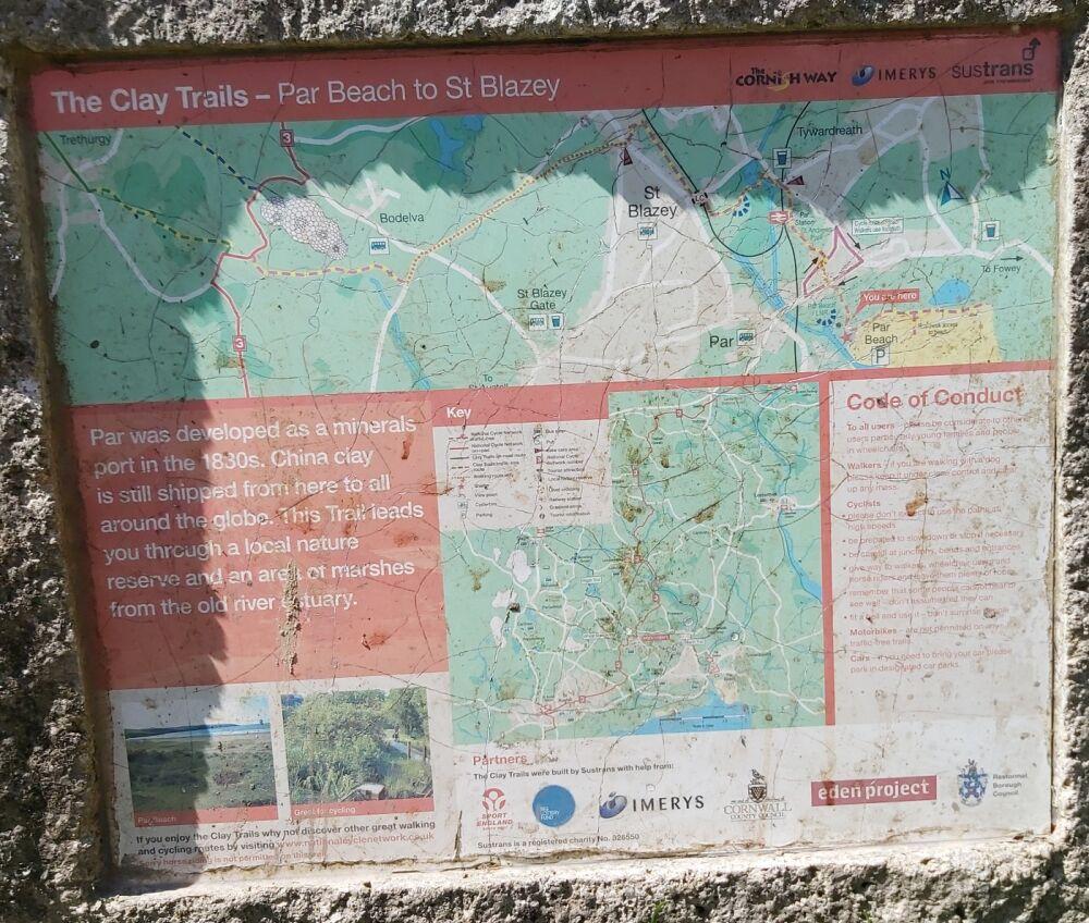 Dog friendly beach with sand dunes, plus one mile walk to dog friendly pub., Cornwall - 3 Pra Beach to St Blazey.jpg
