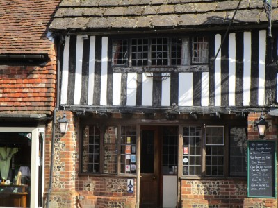 A27 Historic town dog walks and refreshments, East Sussex - Driving with Dogs