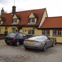 Hardwick dog-friendly pub and dog walk, Cambridgeshire - Dog walks in Cambridgeshire