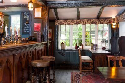 A31 dog-friendly pub and dog walk in the New Forest, Hampshire - Driving with Dogs